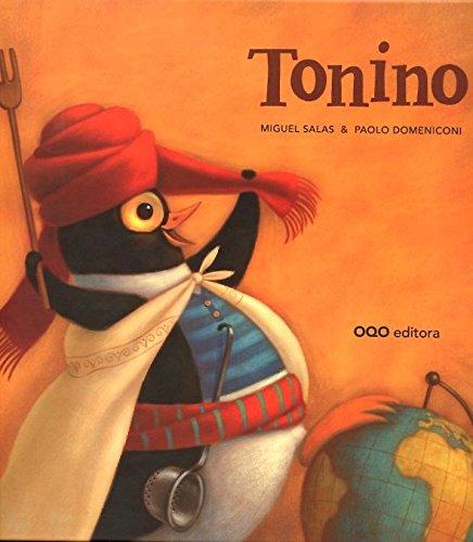 9788498712537: Tonino (Spanish Edition)