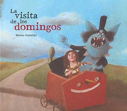 9788498713107: La visita de los domingos / Sunday's visit (Spanish Edition)