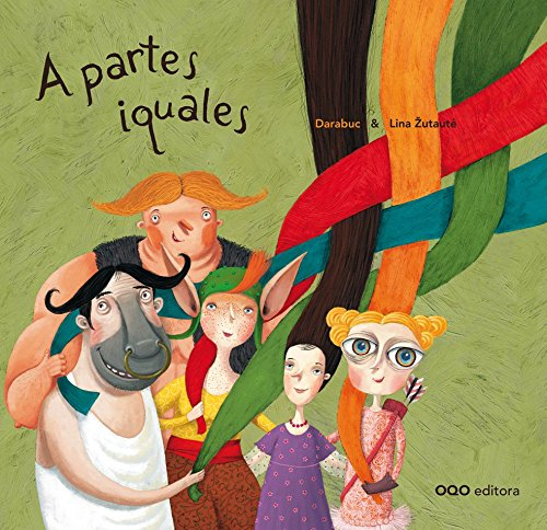 9788498713909: A partes iguales / Equal parts (O) (Spanish Edition)