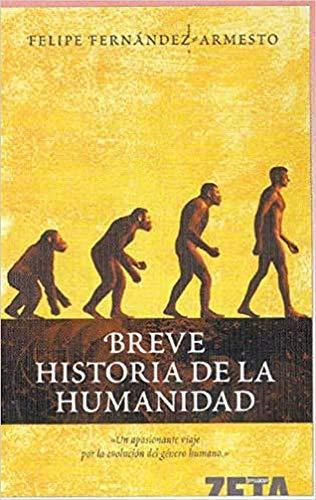9788498720921: BREVE HISTORIA DE LA HUMANIDAD (BEST SELLER ZETA BOLSILLO)
