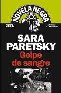 Golpe de Sangre (Spanish Edition): Sara Paretsky