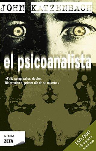 9788498721805: El psicoanalista (BEST SELLER ZETA BOLSILLO)
