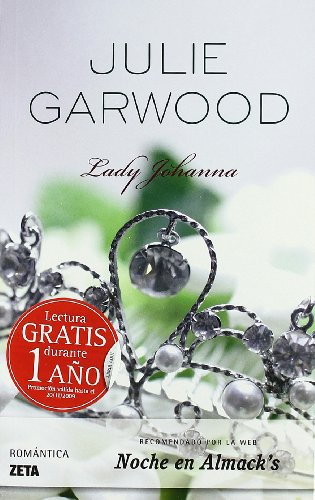 9788498721904: LADY JOHANNA (BEST SELLER ZETA BOLSILLO)