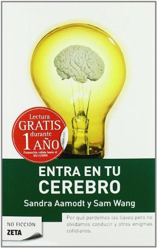 9788498721997: ENTRA EN TU CEREBRO (BEST SELLER ZETA BOLSILLO)