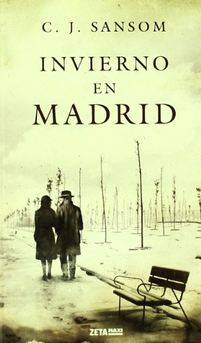 9788498722116: Invierno en Madrid (Spanish Edition)