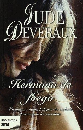 9788498722260: Hermana de fuego (Zeta Romantica) (Spanish Edition)