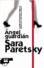 9788498722376: ANGEL GUARDIAN: DETECTIVE VICTORIA WARSHAWSKI (BEST SELLER ZETA BOLSILLO)