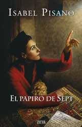 9788498722406: El papiro de Sept (Spanish Edition)