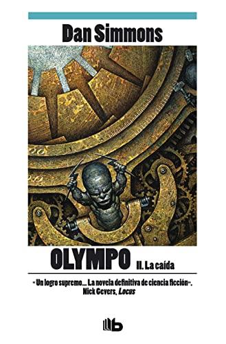 Olympo II: la caida: Dan Simmons