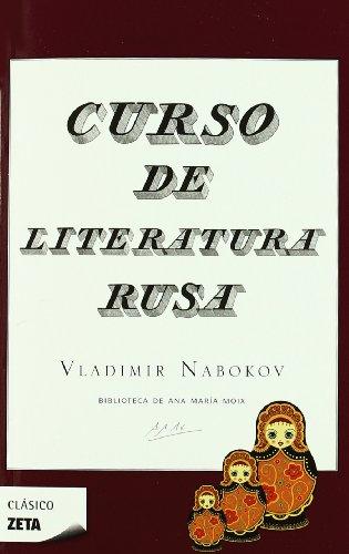 9788498723083: Curso De Literatura Rusa