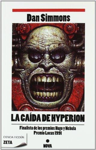 9788498723144: La caída de Hyperion (Los cantos de Hyperion Vol. II) (B DE BOLSILLO)