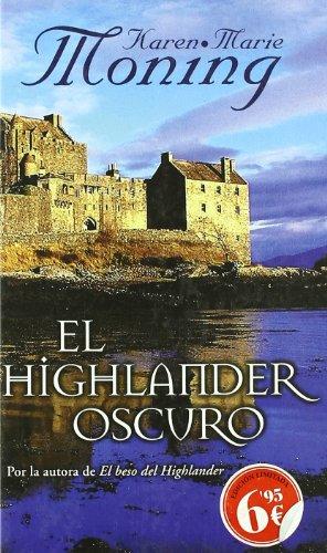 9788498723458: El highlander oscuro (Bolsillo Zeta Edicion Limitada) (Spanish Edition)