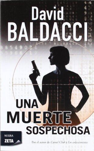 9788498723816: Una muerte sospechosa (Negra Zeta) (Spanish Edition)