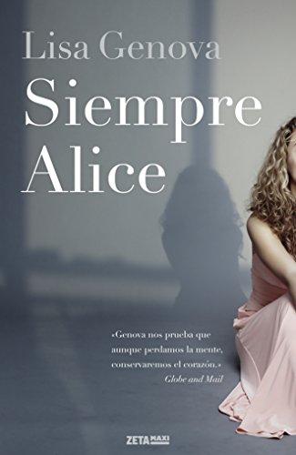 9788498723953: Siempre Alice (Spanish Edition)