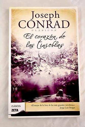 CORAZON DE LAS TINIEBLAS (B DE BOLSILLO) - Joseph Conrad