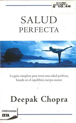 9788498724424: La salud perfecta (Zeta Espiritualidad) (Spanish Edition)