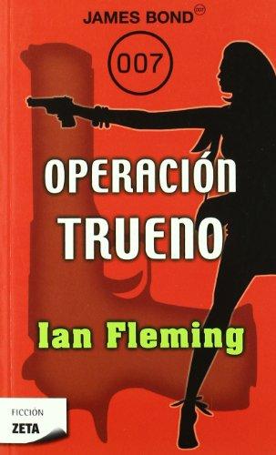 9788498724936: Operación trueno (B DE BOLSILLO)
