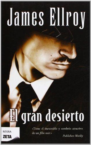 9788498725100: El gran desierto (Negra Zeta) (Spanish Edition)