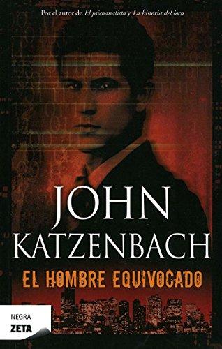 9788498725735: El hombre equivocado (Negra Zeta (Paperback)) (Spanish Edition)