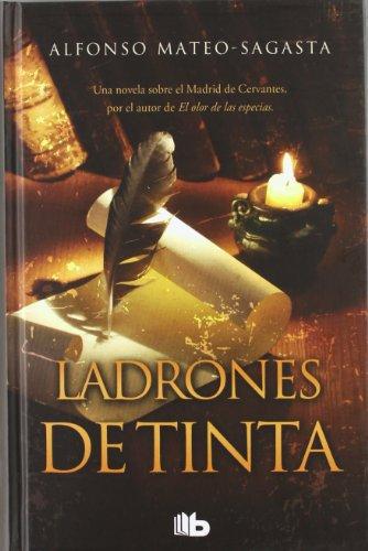 9788498726503: Ladrones de tinta (Spanish Edition)
