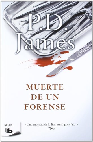 9788498726596: Muerte de un forense (Spanish Edition) (Serie Negra)