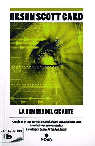 9788498727241: La sombra del gigante (Saga de Ender 10) (B DE BOLSILLO)