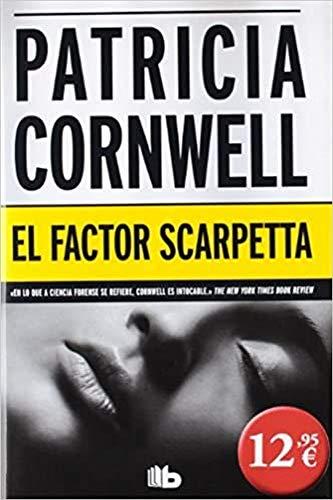 9788498727371: El factor Scarpetta (Spanish Edition)