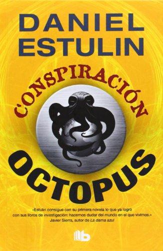 9788498729610: Conspiración Octopus (B DE BOLSILLO)