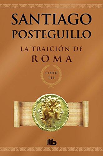 9788498729696: La traición de Roma (Trilogía Africanus 3)