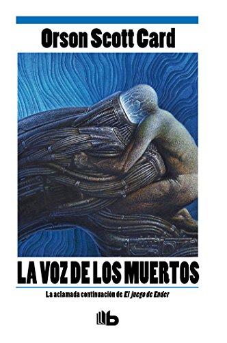 9788498729856: La voz de los muertos (Saga de Ender 2) (B DE BOLSILLO)