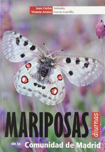 9788498730470: MARIPOSAS DIURNAS COMUNIDAD DE MADRID