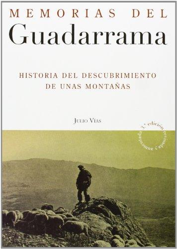 9788498731002: MEMORIAS DEL GUADARRAMA 3¦EDIC.