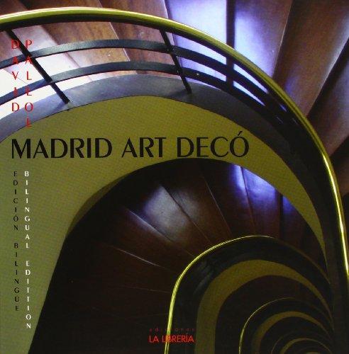 9788498731750: Madrid art decó