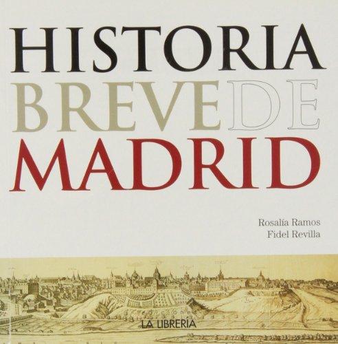 9788498731811: Historia breve de Madrid