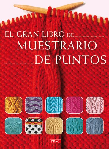 9788498741551: El gran libro de muestrario de puntos / The Great Book of Needlepoint Samples (Spanish Edition)