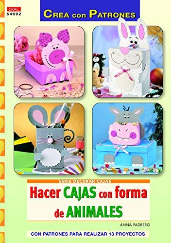 9788498742008: Hacer cajas con forma de animales (Cp - Serie Decorar Cajas)