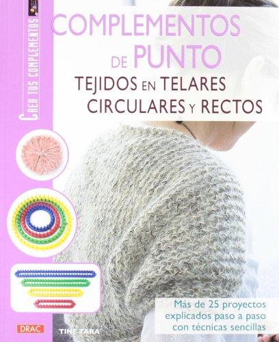 9788498742671: Complementos de punto tejido en telares circulares y rectos