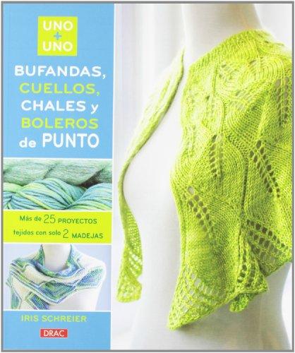 9788498742862: Bufandas, cuellos, chales y boleros de punto (Cp - Serie Punto (drac))