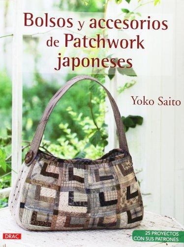 9788498743852: Bolsos y accesorios de Patchwork japoneses