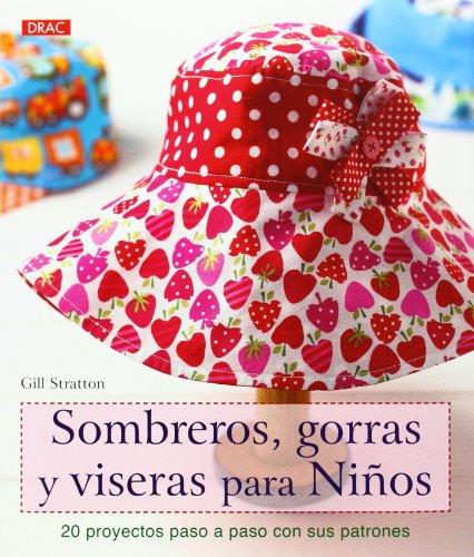 9788498744002: Sombreros, gorras y biseras para niños