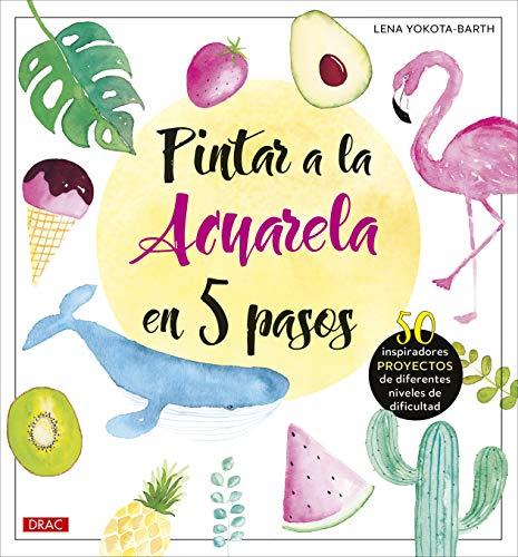9788498746402: Pintar A La Acuarela En 5 pasos