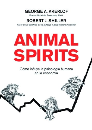 Animal spirits: Robert J. Shiller