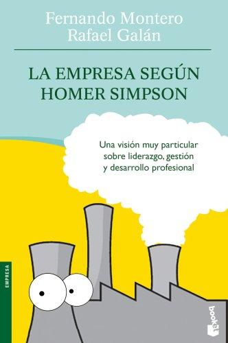 9788498750577: La empresa segun Homer Simpson