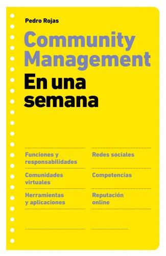 9788498751277: Community management en una semana