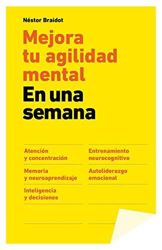 9788498752755: Mejora tu agilidad mental en una semana (Sin colección)