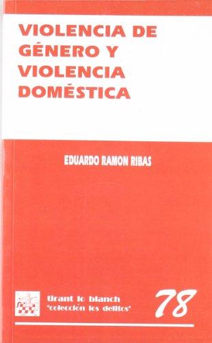 9788498760330: Violencia De Genero Y Violencia Domestica