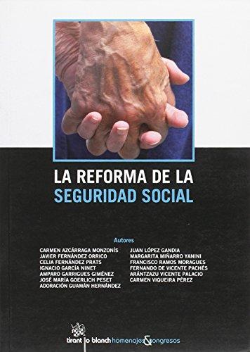 9788498763850: La reforma de la Seguridad Social