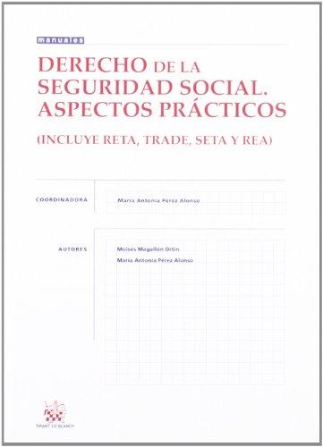 9788498766318: Derecho de la Seguridad Social Aspectos prácticos