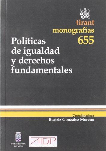 9788498766462: Políticas de igualdad y derechos fundamentales
