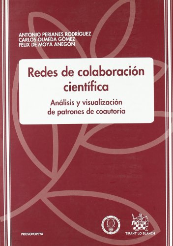 9788498767469: Redes De Colaboración Científica